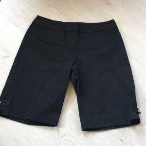 Cache black shorts